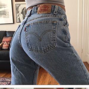Classic 550 Levi's Jeans